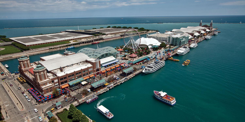Navy Pier College Fair