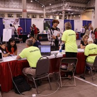 Chicago National College Fair Volunteers