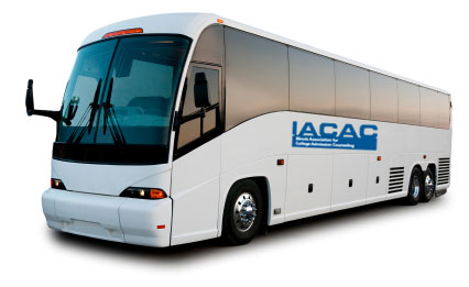 Summer Counselor College Bus Tour