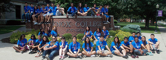 Camp College 2014 At Knox College