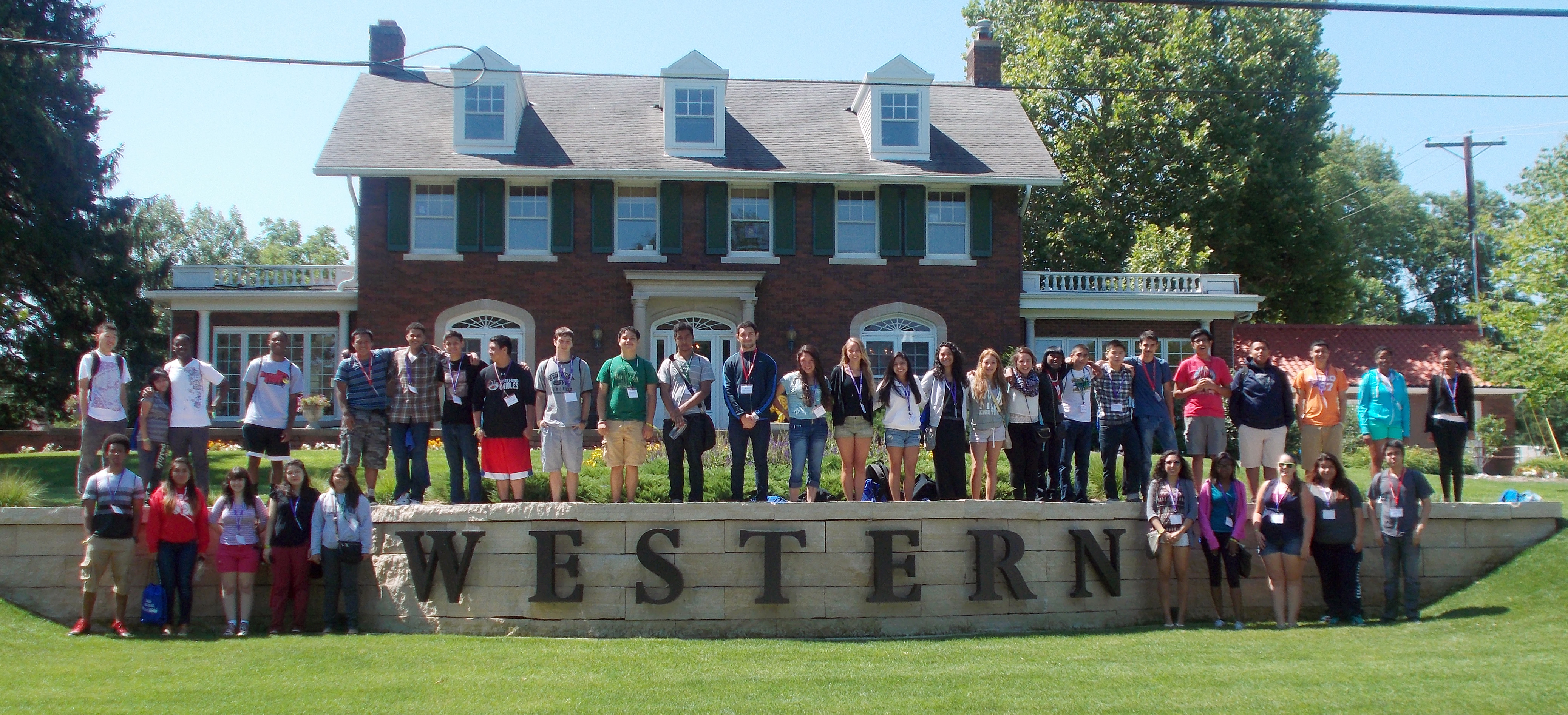 Camp College 2014 At Western Illinois University