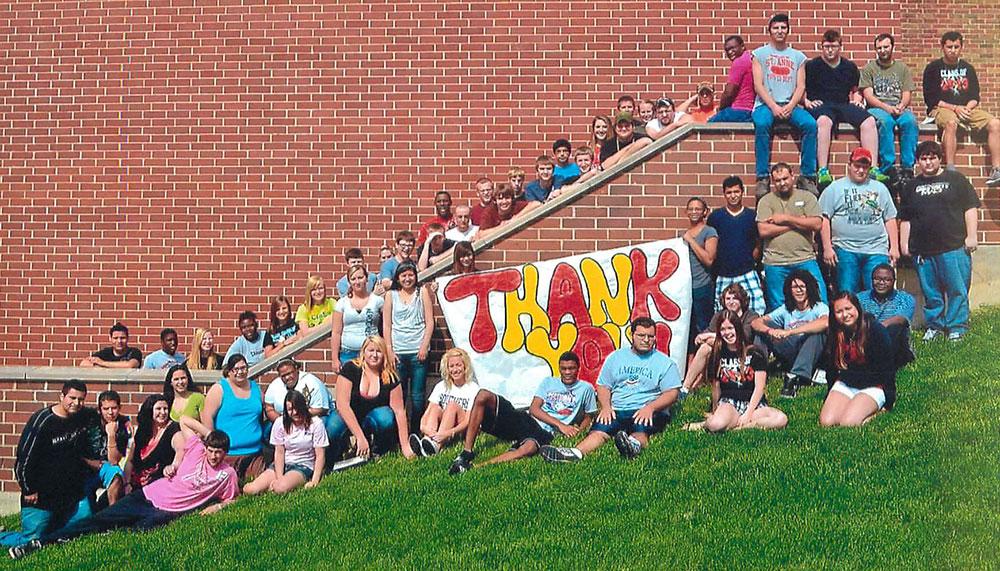 Project Reach Saint Anne Community High School, Class of 2013