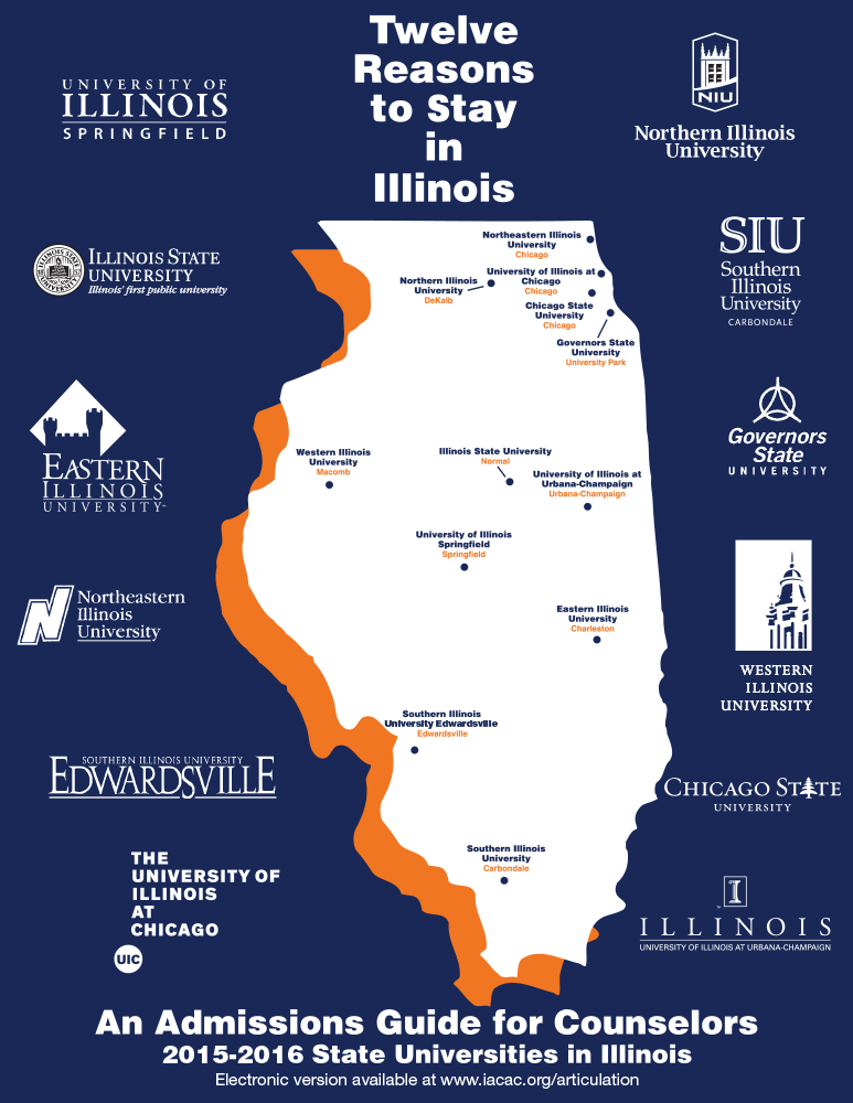 12 Reasons to Stay in Illinois 2015-2016