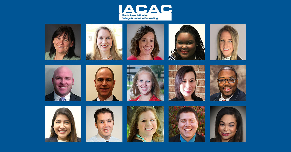 IACAC Executive Board Candidates 2018