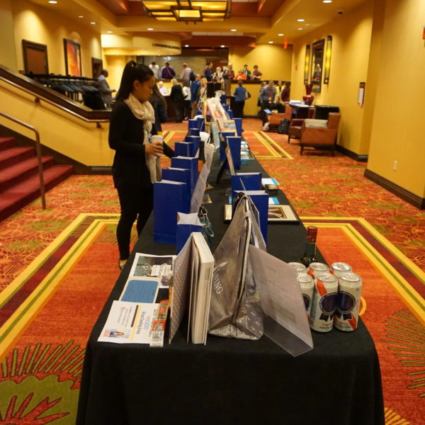 Conference Silent Auction 2019 2