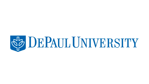 DEPAUL UNIV logo