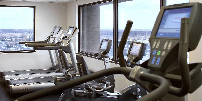 Westin Chicago Northwest Fitness Center