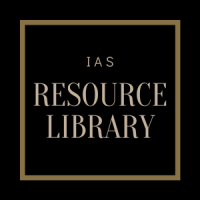 New IAS Resource Library