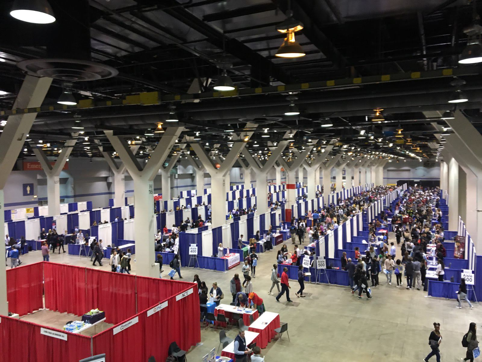 National College Fair Updates & Spring Save The Date