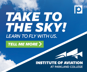 Institute of Aviation at Parkland College