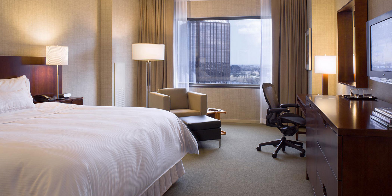 Westin Chicago Northwest King Room