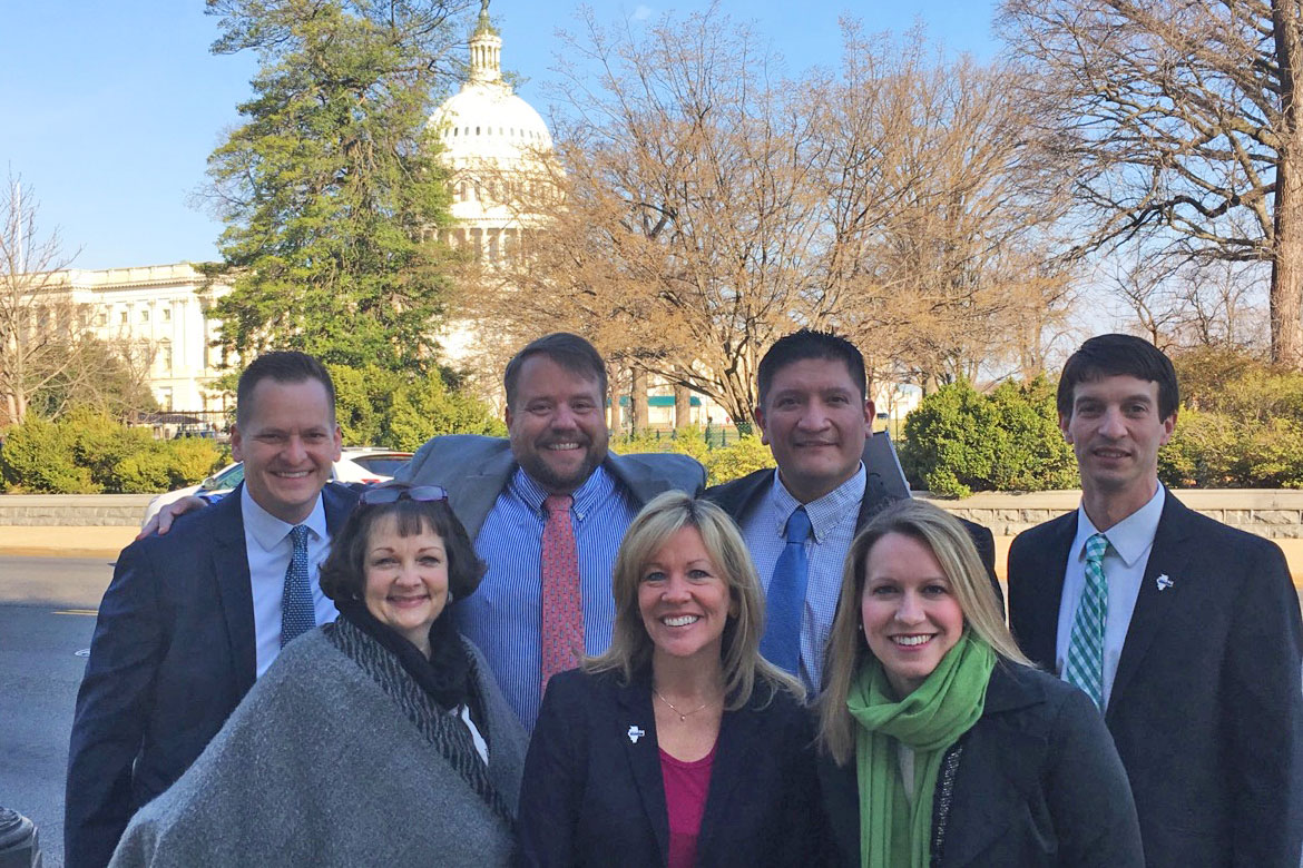 NACAC Advocacy Day in Washington DC
