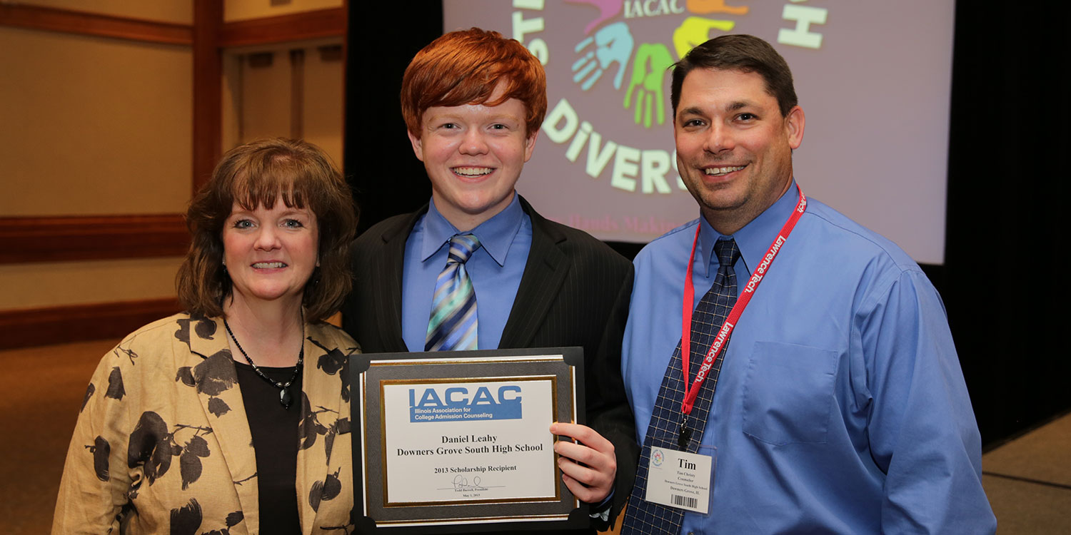 IACAC Scholarship 2013 Winner