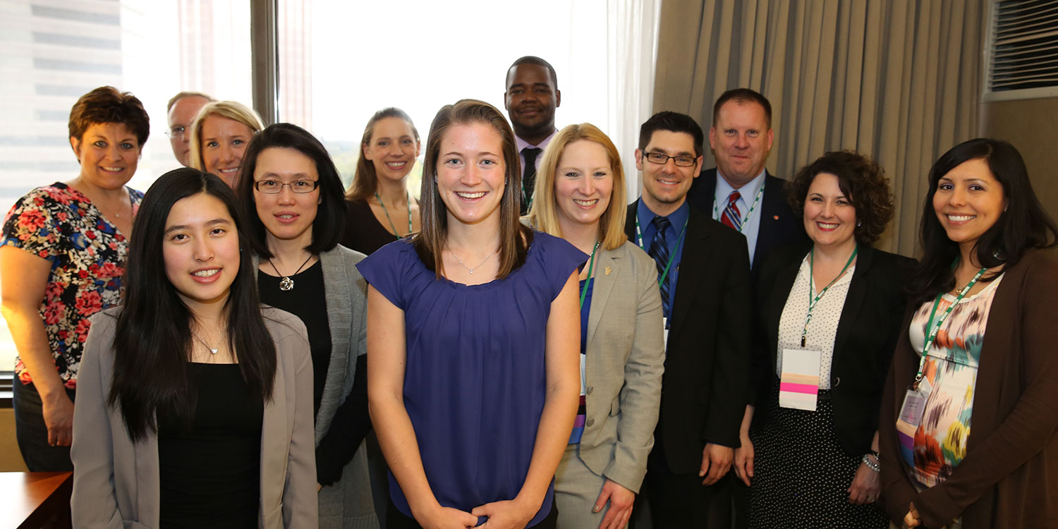 IACAC Scholarship 2014 Winners