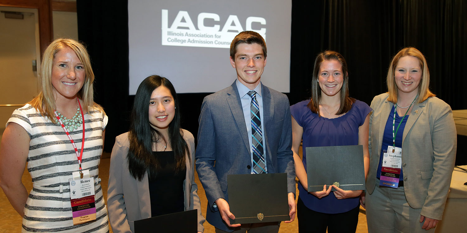 IACAC Scholarship 2014 Recipients