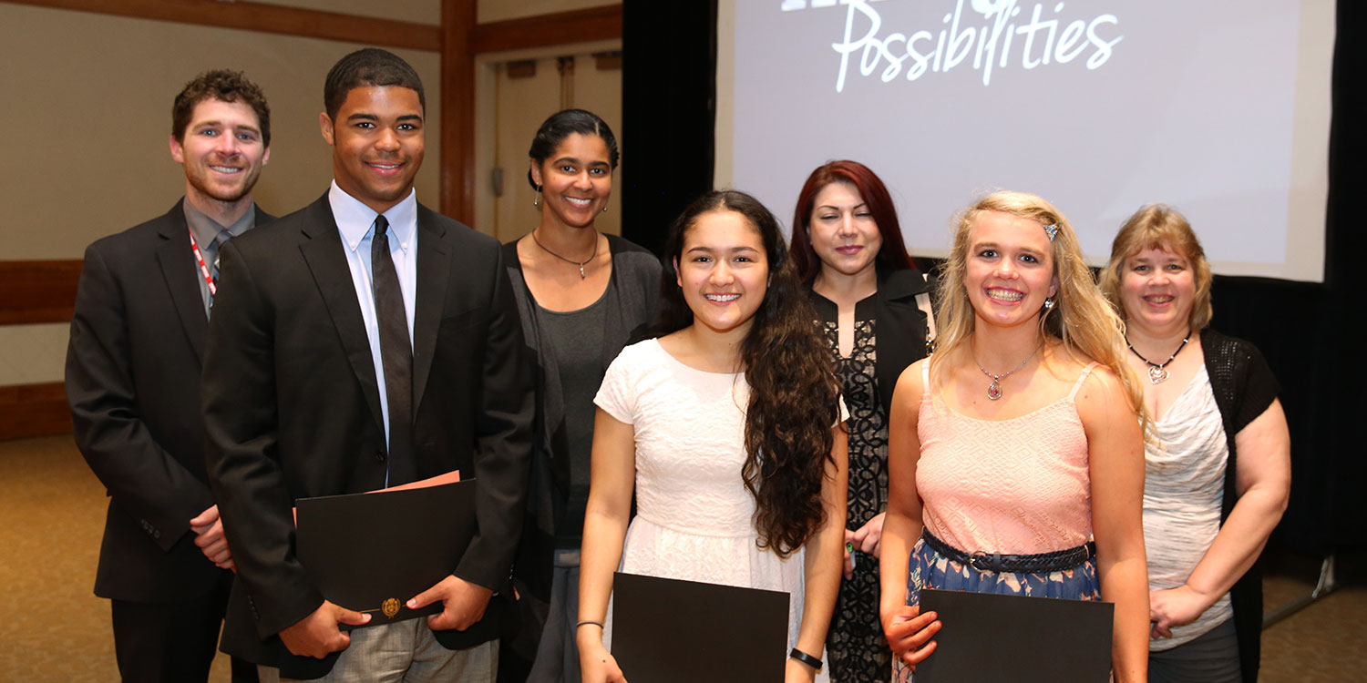 IACAC Scholarship 2015 Winners