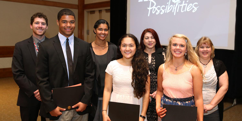 IACAC Scholarship 2015 Winners