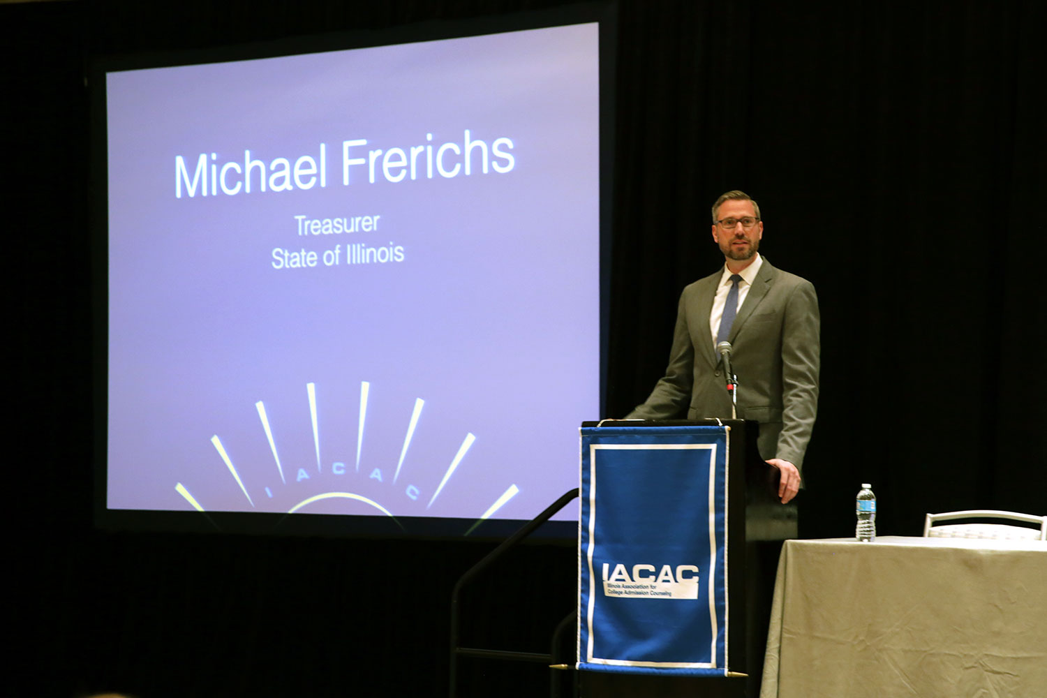 Illinois Treasurer Mike Frerichs
