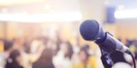 speakers bureau mic
